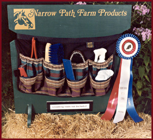 Equitana USA 1998 Enterprise award winner for the Most Innovative New Grooming Product